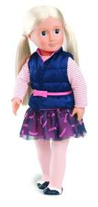 Amazon Lightning Deal Our Generation Kiana Doll £17.99