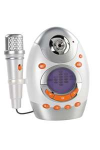 tv superstar microphone and karaoke set. £14.99 @ studio