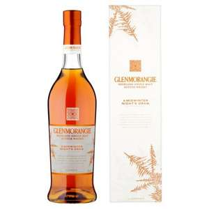 Limited Edition Glenmorangie Midwinter Night's Dram 70cl @ Morrisons