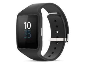 Sony Mobile SWR50 SmartWatch 3 Fitness and Activity Tracker Wrist Watch Compatible with Android 4.3+ Smartphones - Black £89.00 @ Amazon