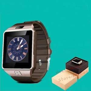 bluetooth smart watch for Apple /Ios Samsung /android phone £17.64 @ AliExpress