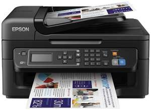 Epson WorkForce WF-2630 Four-in-One for the Small Printer with Wifi and AirPrint (Print/Scan/Copy/Fax) £29.99 delivered @ Amazon