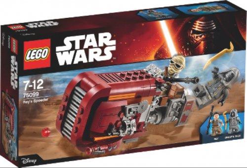 Lego Star Wars Reys speeder £16 at Asda