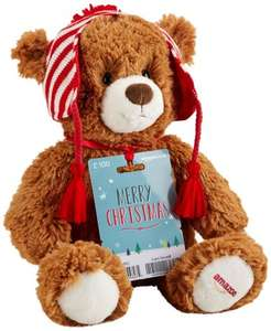 Amazon £100 Gift Card delivered - with Limited Edition Gund Teddy Bear @ Amazon