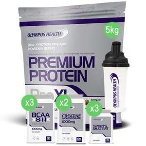 Olympus Health PEAK - 3 months to lean Gains £59 @ Olympus Health