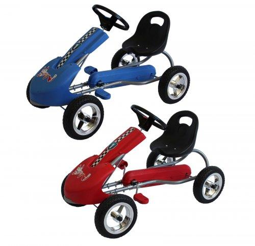 FoxHunter kids pedal go kart £36.49 @ KMSdirect Ebay