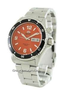 Orient Mako Automatic Movement Dive Watch £72 inc @ CreationWatches