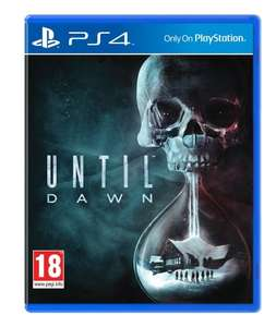 Until Dawn Back in Stock @ £19.99 on Amazon UK