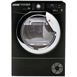 Hoover AquaVision DNCD813BB 8KG Tumble Dryer - £229 @ Argos