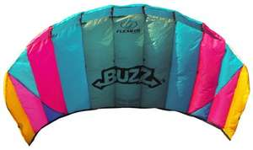 Flexifoil 0.8m2/1.45m Wide 2-Line Buzz Power Kite   £24.99 Flexifoil fulfilled by Amazon