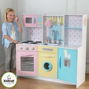 KidKraft Sweet Treats Pastel Kitchen £69.99 @ Costco