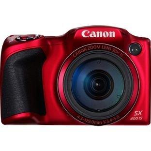 Canon PowerShot SX400 16MP 30x Zoom Bridge Camera - Argos £89.99 LESS THAN HALF PRICE