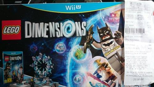 Lego Dimensions Wii U £69.99 @ Game instore