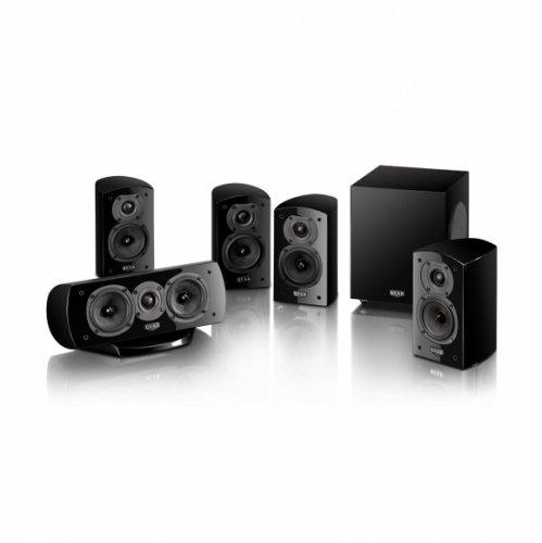 Quad Lite Plus 5.1 Home Cinema Speaker Package £549 @ HiFix