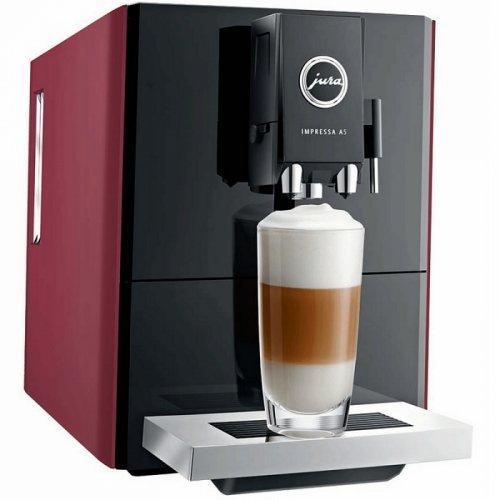 Jura Impressa A5 (Red) coffee machine - £449 from Amazon - RRP £895