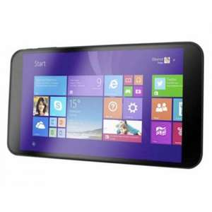 "Refurbished BFD Connect 7"" Windows 8.1 Tablet Black Quad Core 32GB 1GB RAM at TESCO OUTLET EBAY"