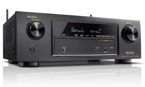 Denon AVR-X2200W amplifier £399 delivered @ Creative Audio