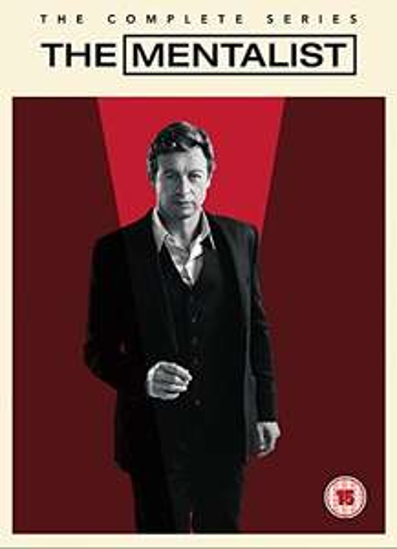 The Mentalist - Season 1-7 [DVD] [2015] £30.99 Lightning Deal @ Amazon