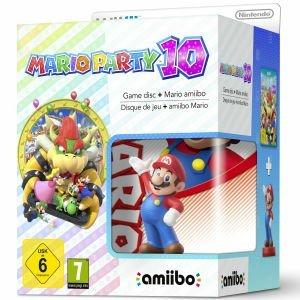 Mario Party 10 with Classic Mario Amiibo for Wii U £24.99 at Zavvi