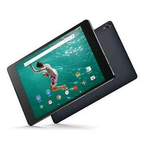 REFURBISHEDGoogle Nexus 9 Tablet 32gb WiFi + 4G LTE - Black 287.87 @ Scan
