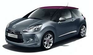 Citroen DS3 Dstyle BlueHDI Nav Lease Deal - 10k miles, 14 months, 83mpg - £83.95pm with £1200 deposit inc. VAT @ National Vehicle Solutions