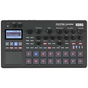 Korg Electribe Sampler ESX2 Music Production Station £278 @ Juno