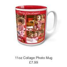 Personalised Photo Mug - £3.50 delivered - Truprint
