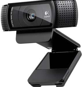 Logitech HD Pro C920 Webcam Full HD 1080p £36.87 delivered at Amazon France