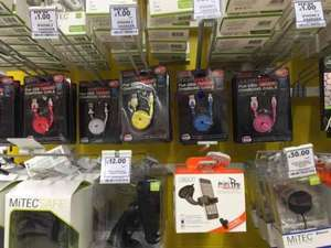 Juice Bank Flat iPhone iPad Lightning cable £1 @tesco