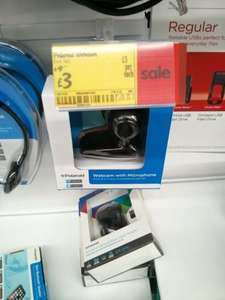 Polaroid Web camera £3 @ Asda instore