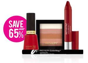 Revlon Bundle Makeup bundle £10 Delivered@Superdrug