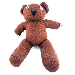 Mr. Bean Teddy Plush £4.99 delivered @ Zavvi + quidco (RRP £12.99)