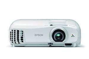 Epson EH-TW5210 3D 3LCD Home Cinema Projector - White - £375 @ Amazon