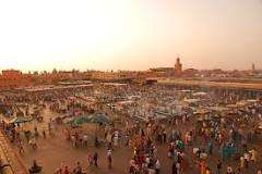 Flights return Gatwick to Marrakech  Thomson £49 return