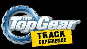 TOP GEAR TRACK experience £175.00