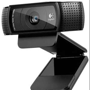 Logitech C920 WebCam £30.99 @ Amazon
