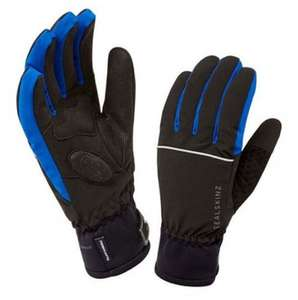 SealSkinz Extra Cold Weather Cycle Glove now 60% off only £19.99 @ Leisure Lakes Bikes