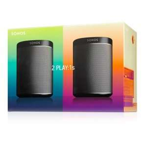 Sonos Play 1 twin pack for £259 at Crampton & Moore. Free delivery