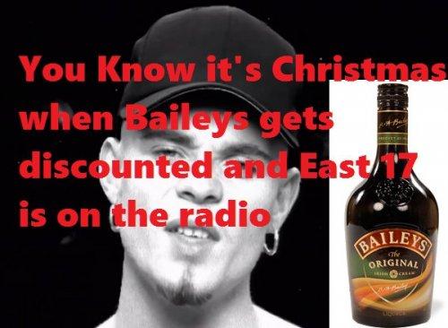 Baileys / Baileys Orange 1 Litre £10 from 3rd Dec - 6th Dec @ Morrisons