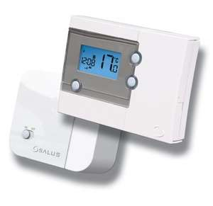 Salus RT500RF Programmable Radio Frequency Room Thermostat - £34.99 & FREE Delivery in the UK @ Amazon