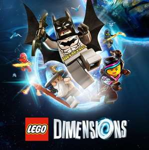 x7 lego dimensions packs for 109.53 delivered at amazon.fr - 3 team packs, 2 level packs, 2 fun packs