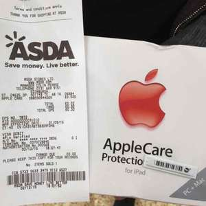 Apple AppleCare iPad Protection 2p @ Asda Instore