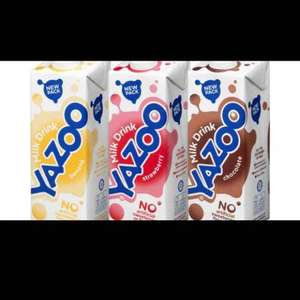 Yazoo 1 litre milkshake 3 for £1.00 @ FarmFoods