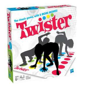 Hasbro Twister £5 Clearance Lidl Cambuslang/Glasgow