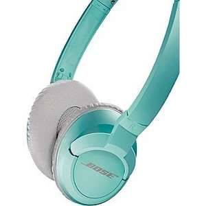 BOSE SoundTrue on ear Headphones - less than half price.(Normally £149.95) - £59.99 @ Argos + Quidco.