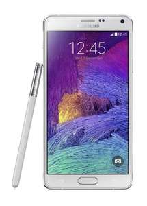 Samsung Galaxy Note 4 White - £283.87 delivered @ Amazon Warehouse (used - very good)