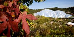 Free entry weekends at Eden Project - this weekend teachers etc