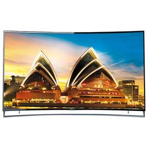 Hisense 65xt910 curved 4K uled 3D smart tv 65 inch FALD £1999  at tesco.com or pricematch at John Lewis
