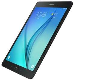Samsung Galaxy Tab A, 16gb, Black or White £167.99 @ pixmania