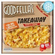 Goodfella's Takeaway The Big Cheese 555G £2.00 @ Tesco